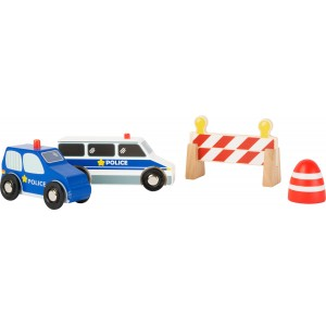 Small Foot Police Accessory Set